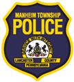 Manheim Township Police Patch